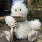 Arkwright the duck