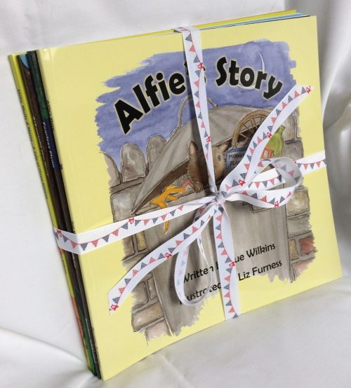 Gift set of all four books